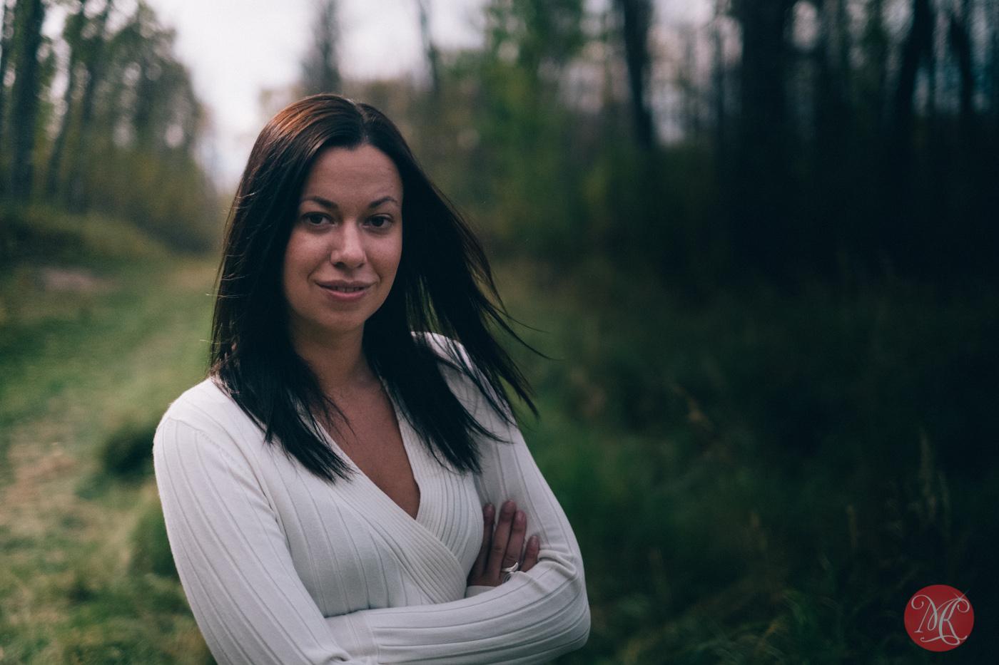 woman girl lifestyle portrait alberta photographer
