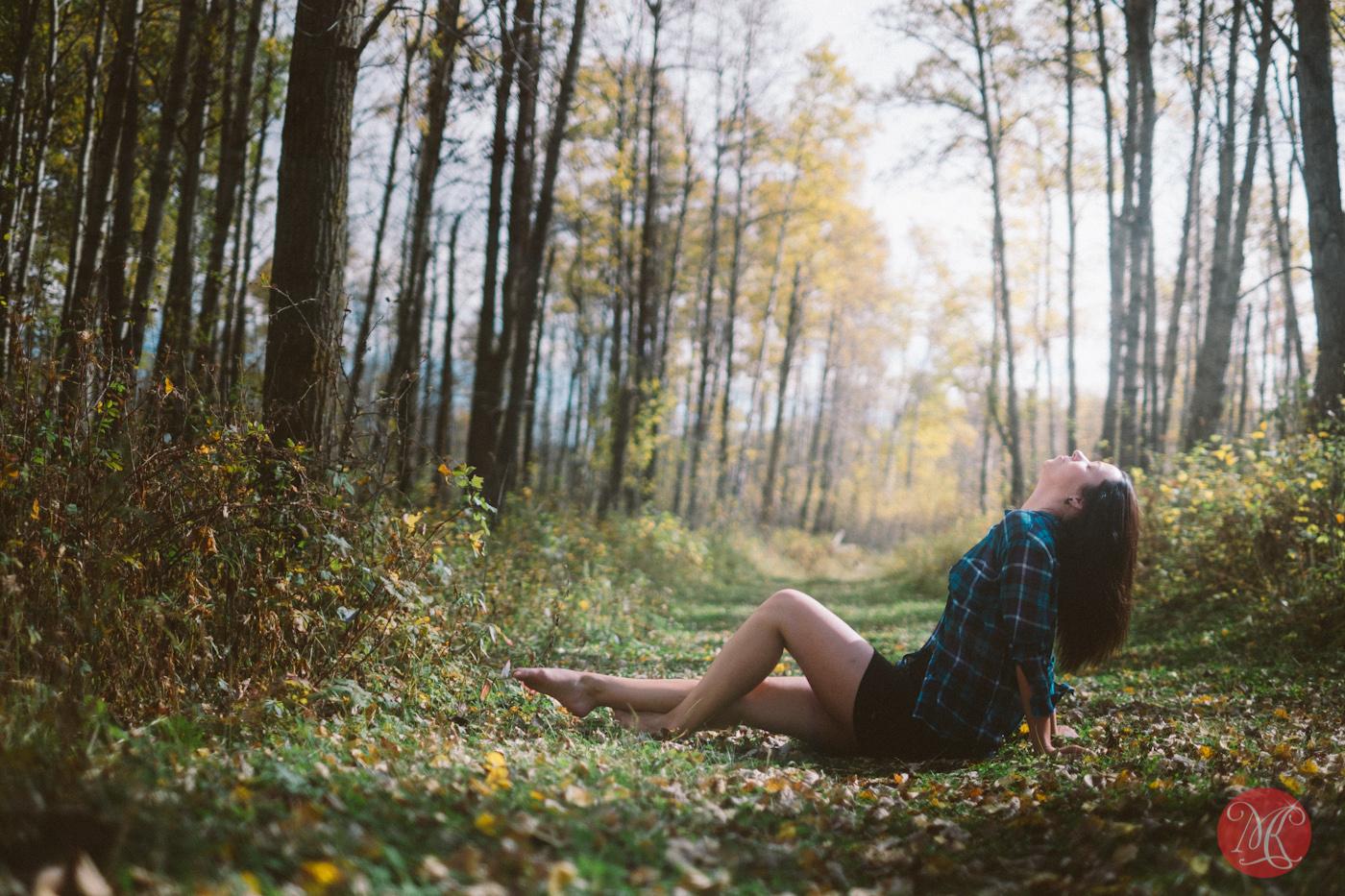 woman park lifestyle edmonton photographer