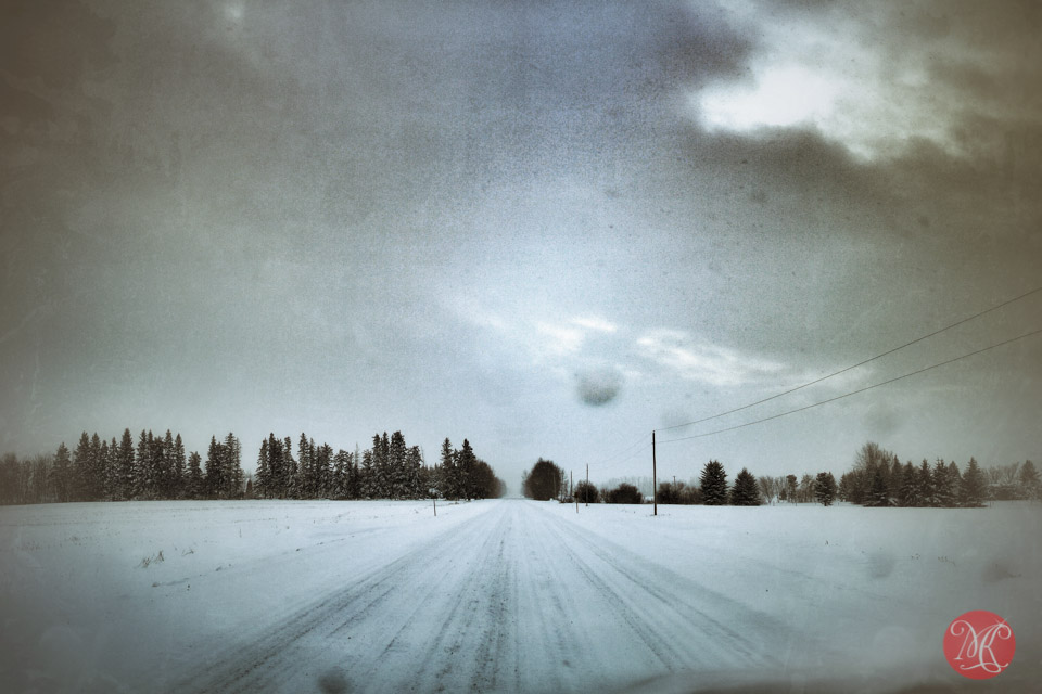 snow winter alberta landscape art photography edmonton