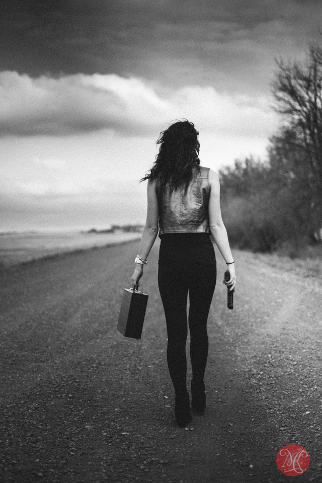 woman walking lifestyle photography