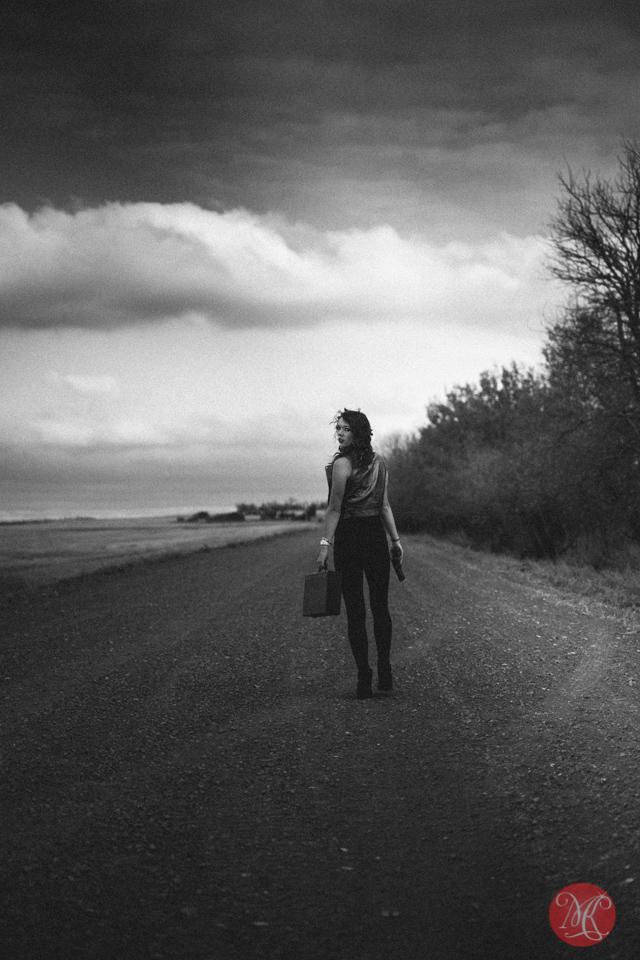 woman story alberta road