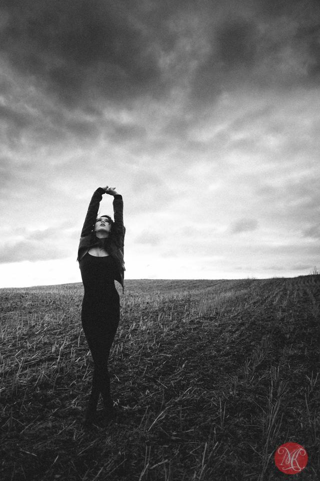 portrait woman edmonton photography