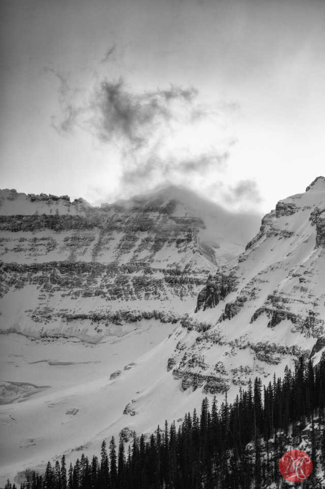 alberta landscape photography lake louise