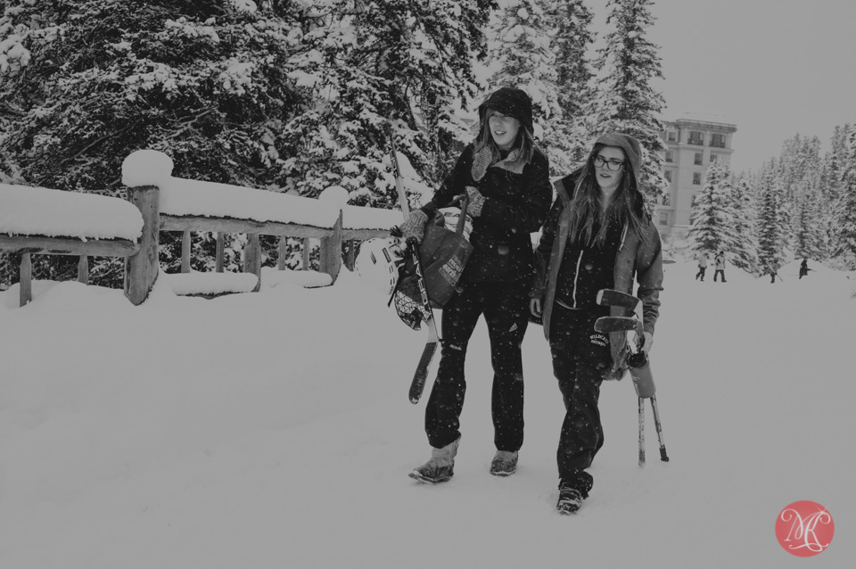 alberta people street lake louise candid photography