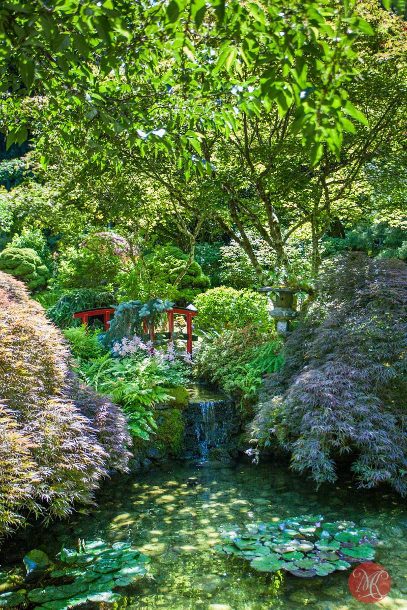 Butchart Gardens, Victoria, BC .. 18