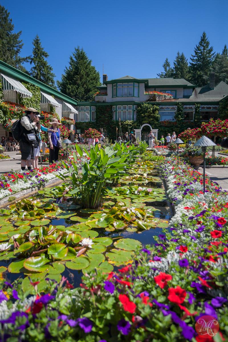 Butchart Gardens, Victoria, BC .. 25
