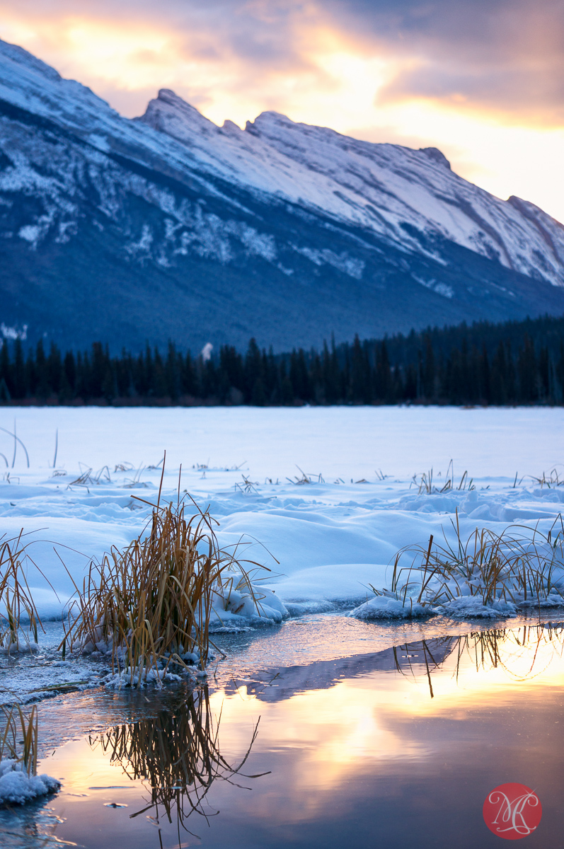 Solstice Sunrise in the Rockies - Landscape Photography