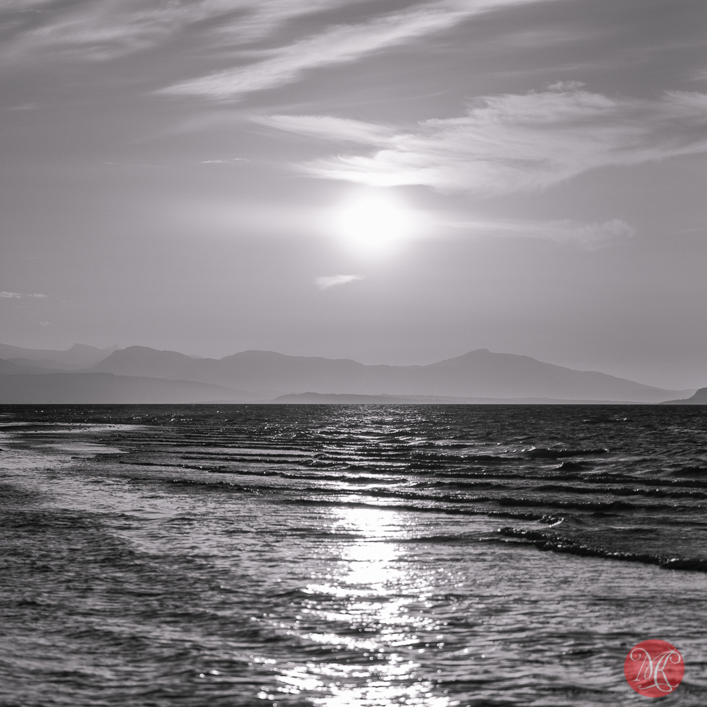 Evening at Qualicum Beach.. 2