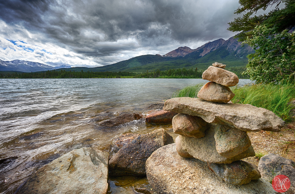 Pyramid Lake, Jasper National Park, Alberta