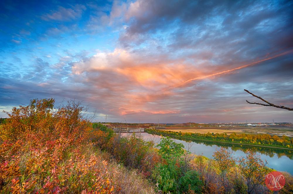 Edmonton River Valley - Alberta Landscape Photography