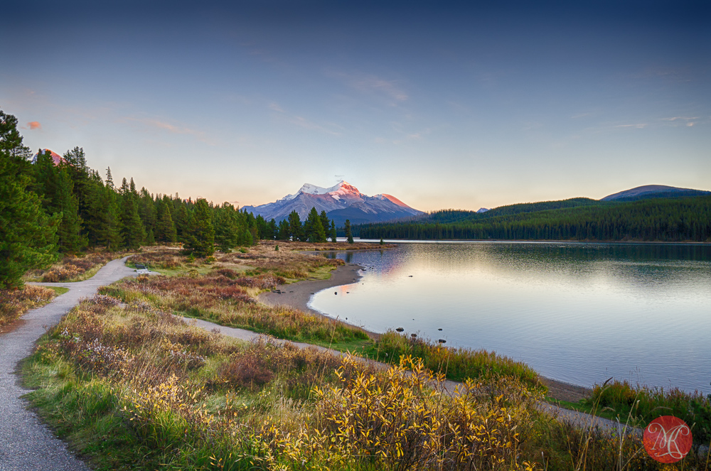 Fall in Jasper - Alberta Landscape Photography