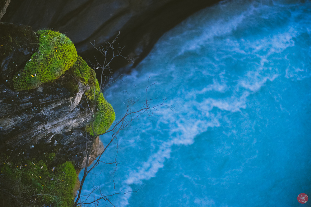 Athabasca falls alberta