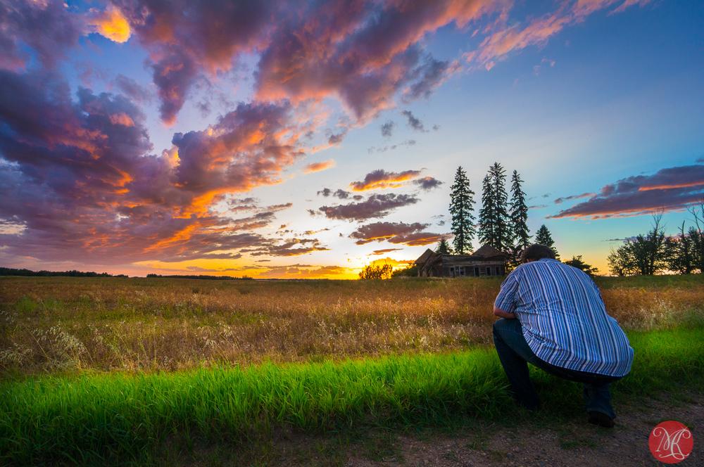 Sky - Alberta Landscape Photography