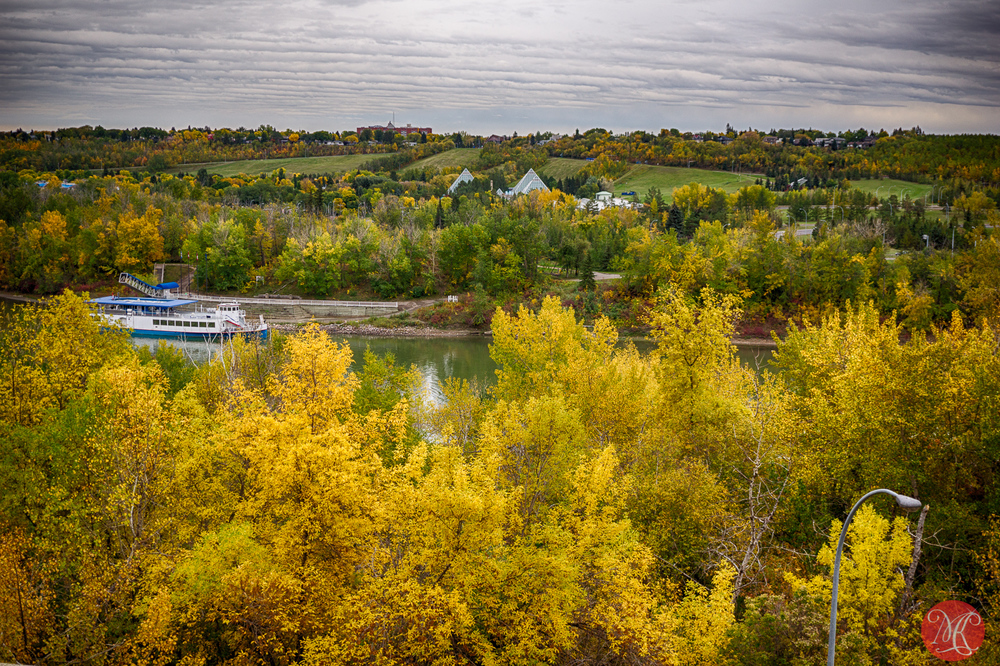 Fall in Edmonton    Read the Story
