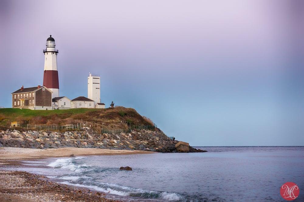 Lighthouse at Montauk Point