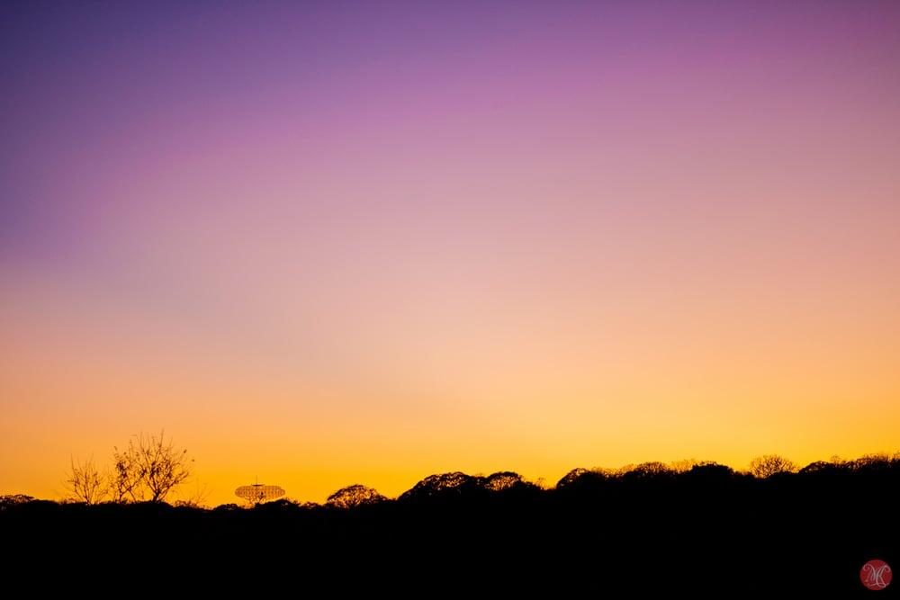Twilight at Montauk Point