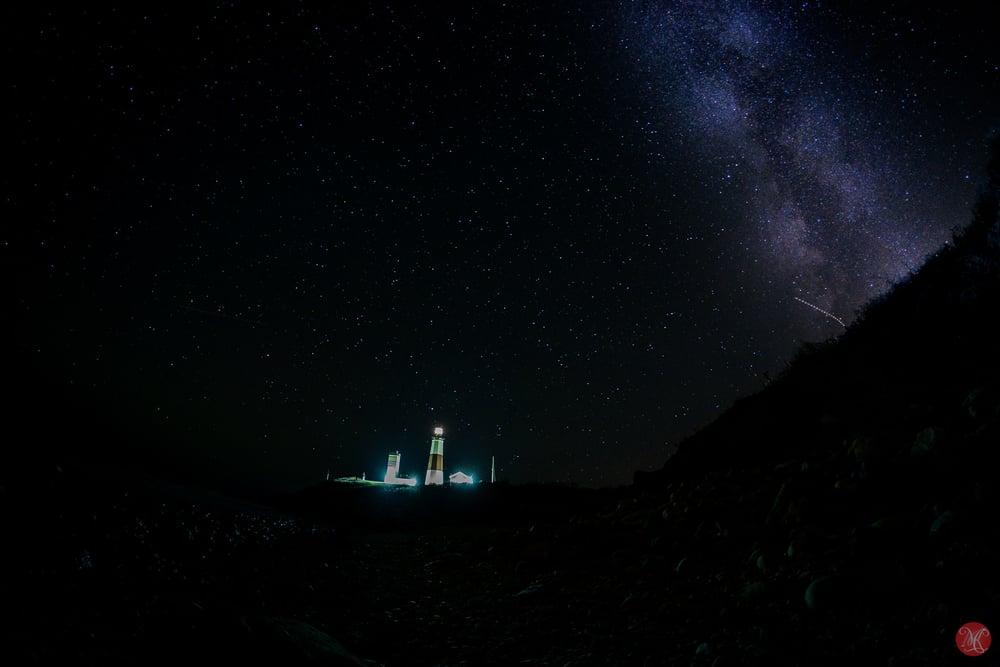 Stars at Montauk Point