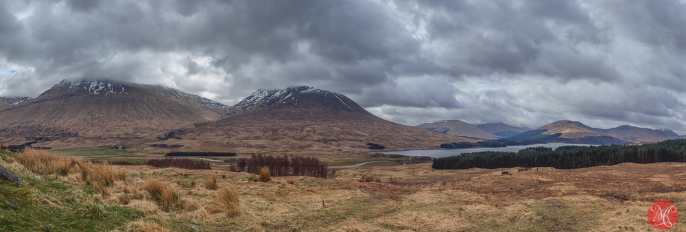 On the way to Skye 2 (Bridge of Orchy)