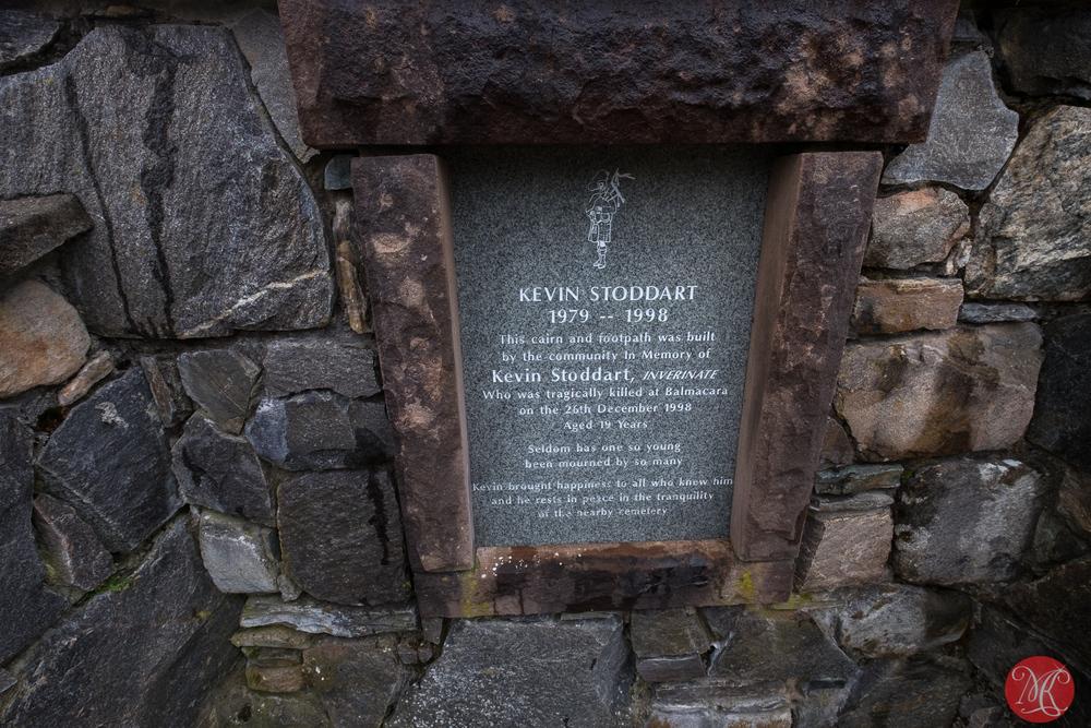 St. Dubhthach's Church ans Burial Place Glenshiel