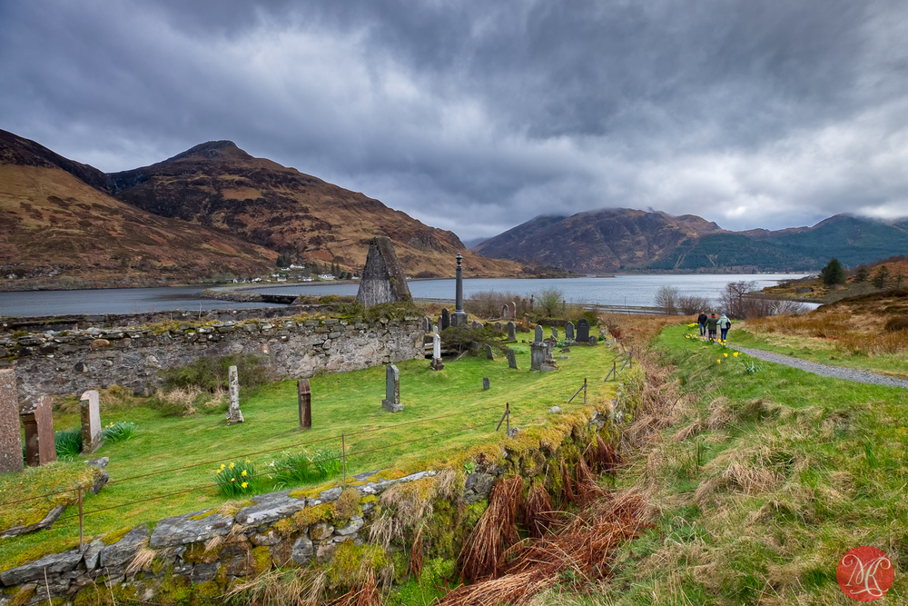 St. Dubhthach's Church ans Burial Place Glenshiel
