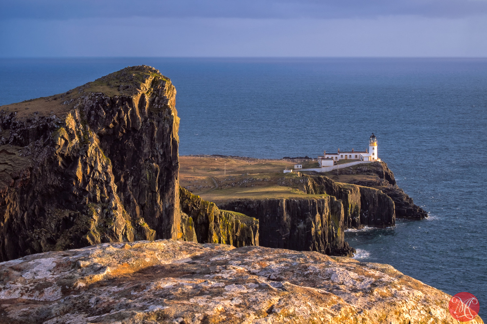 Neist Point Light House