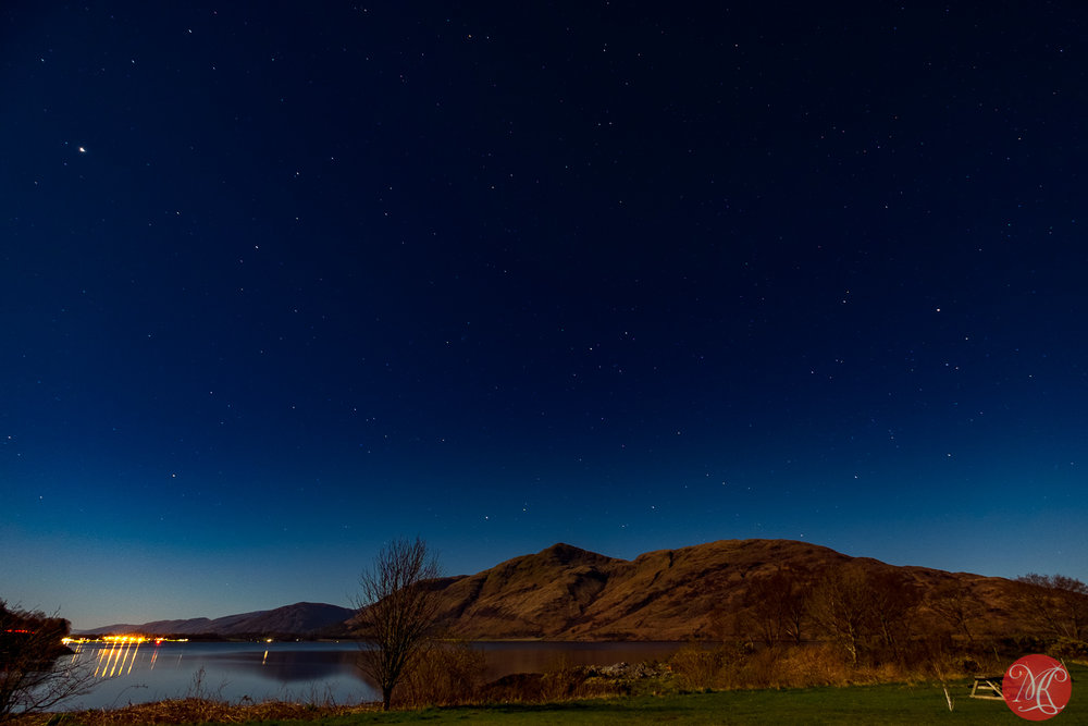 Stars over Highlands