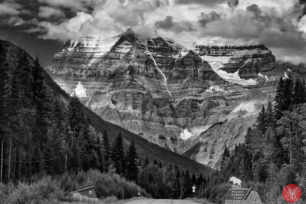 Welcome to Mount Robson