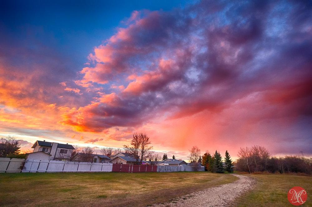 10-22 Sunset 2