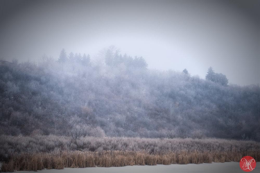 Crawling fog