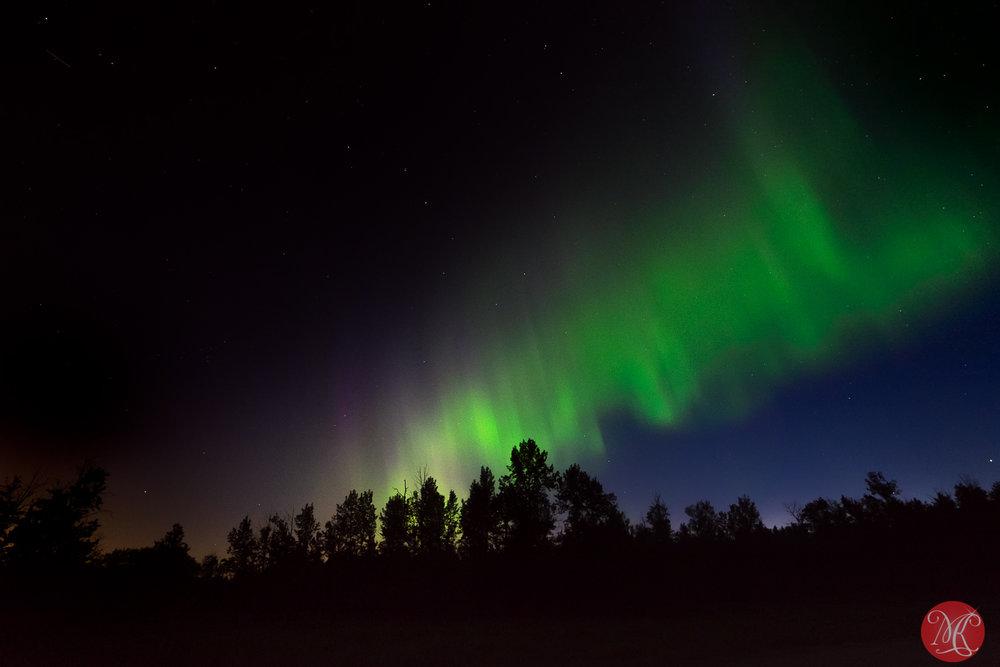 Aurora in multicolor ;D