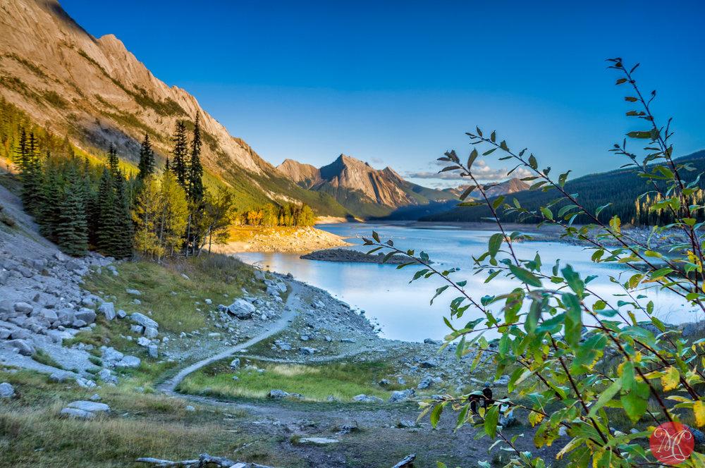 Fall in Jasper 3
