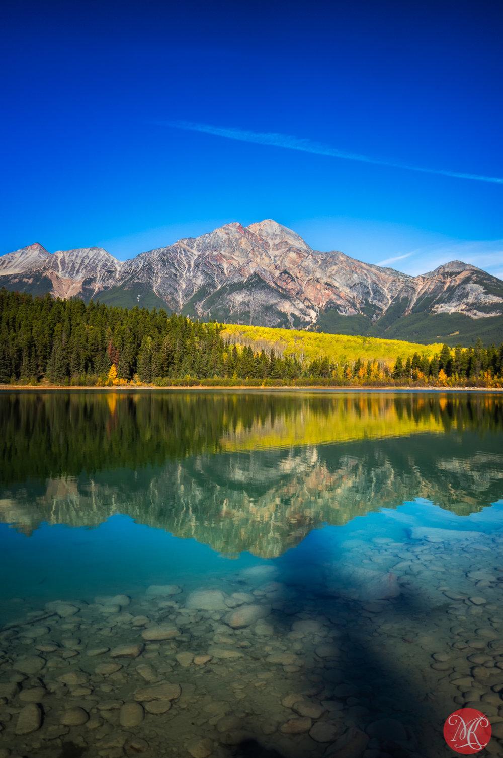 Fall in Jasper 8