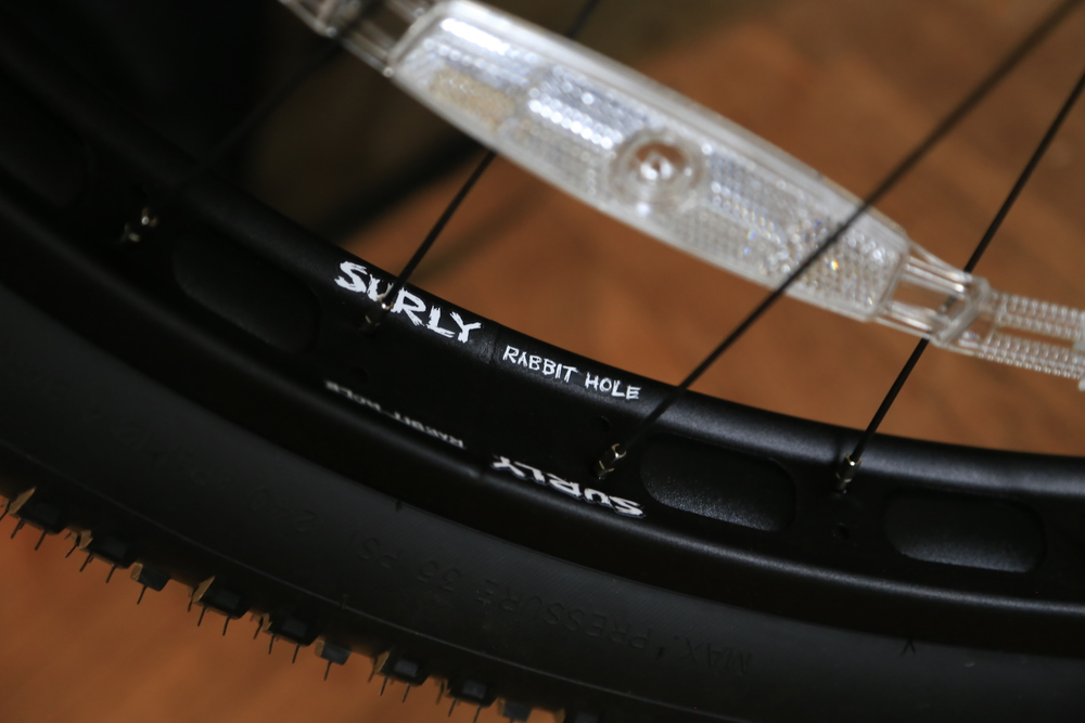 Surly ECR, ECR, surly, rabbit hole rims, rabbit hole, Rabbit Hole, Knards, 3""