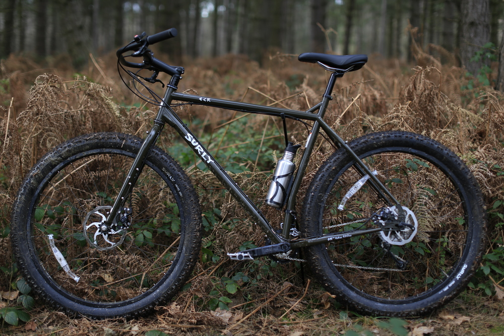 blog, reviews, surly, surly ecr, mtb, knards, woods, photography, canon, canon 6d