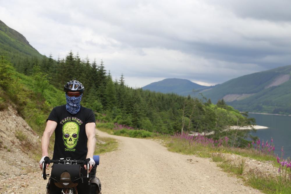 glen coe way, great highland way, cycling, cycling blog, photography blog, blog, berghaus, berghaus.com