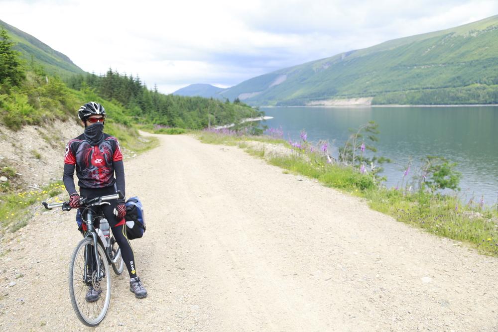 lejog, cycling blog, photography, midge, highland midge, bicycletouringapocalypse.com, berghaus, berghaus.com