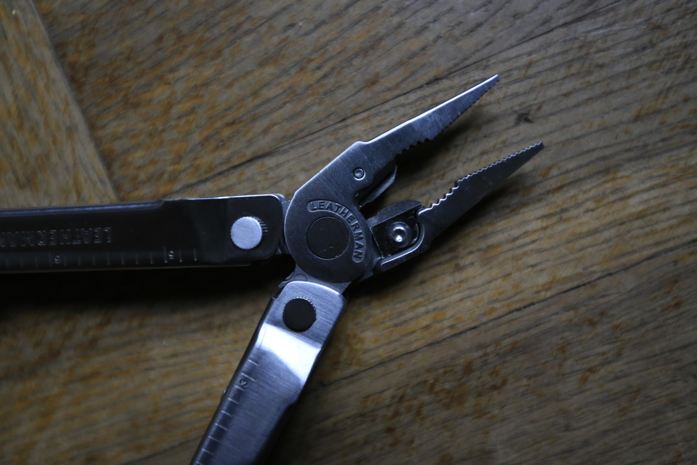 leatherman, leatherman rebar, bicycle touring apocalypse, pocket knife, pliers, cycle gear, review, blog, cycling blog
