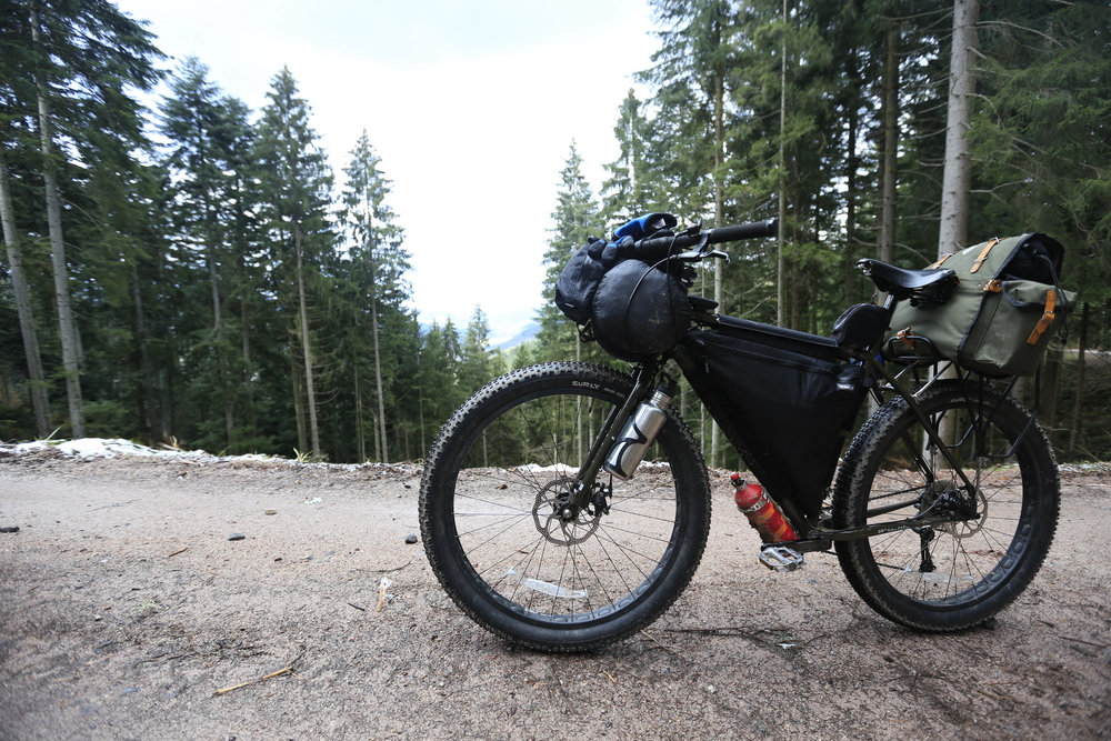 bikepacking, surly, surly ecr, germany, black forest, bicycle touring, bicycle touring apocalypse, travel, photography