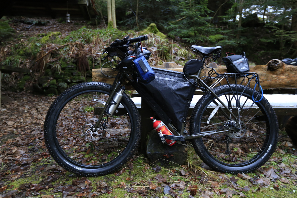 surly, surly ecr, ecr, wildcat gear, knards, 29er, fat bike, trangia, klean kanteen, surly pannier
