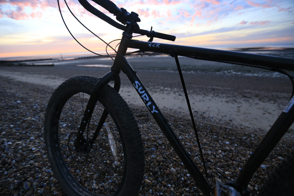 surly, surly ecr, ecr, bikepacking, gear review, cycling blog, 29er, fat bike, fat bike blog, bicycle touring apocalypse