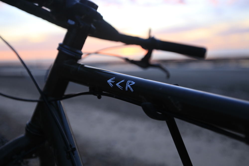 ecr, surly, surly ecr, 29er, jones h bar, klick stand, knards, bikepacking, bikepacking blog