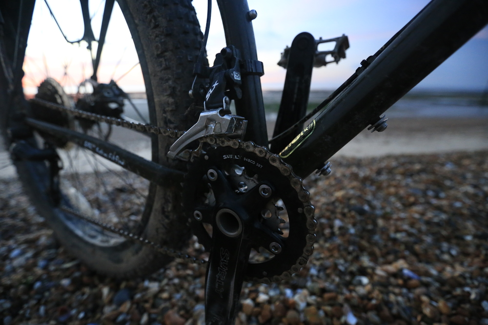 surly, surly ecr, ecr, knards, 29er, 29 x 3, rabbit hole rims, braze ons, surly bikes, review, bicycle touring apocalypse, blog