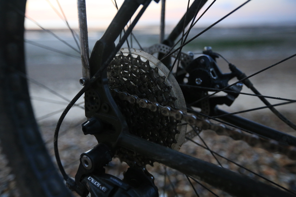 shimano, shimano casette, bicycle touring, bikepacking, bikepacking blog, surly, surly ecr, rabbit hole rims, bikepacking, travel photography, canon, photos taken with canon 6d