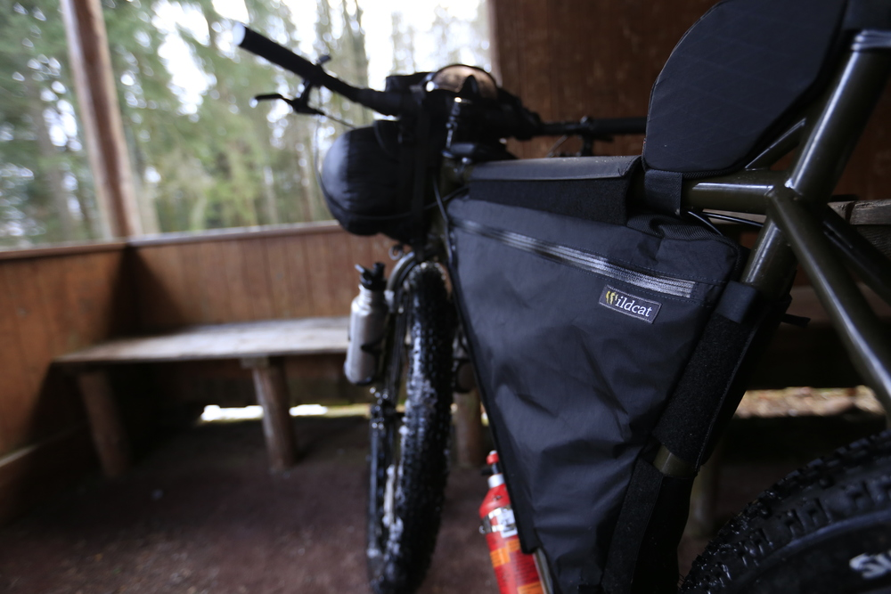 Bikepacking, cycle touring, bicycle touring blog, bikepacking blog, surly, surly ecr, wildcat gear, leopard frame bag, canon, canon 6d
