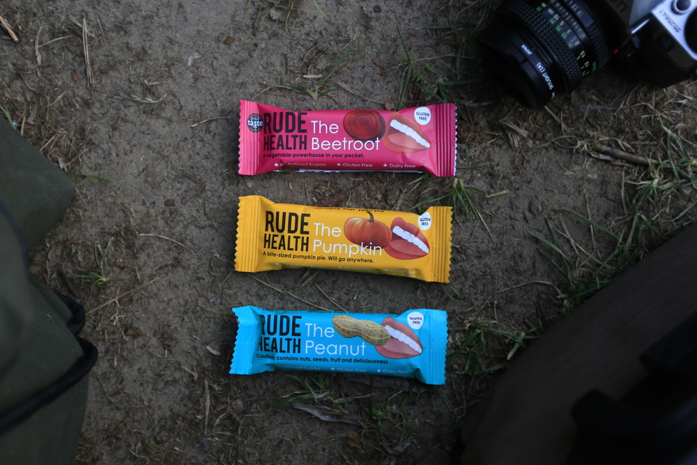 rude health, rude health bars, the beetroot, the pumpkin, the peanut, food, foodie, food blog, cycling blog, bikepacking blog, travel, travel blog, gear review, cycling food
