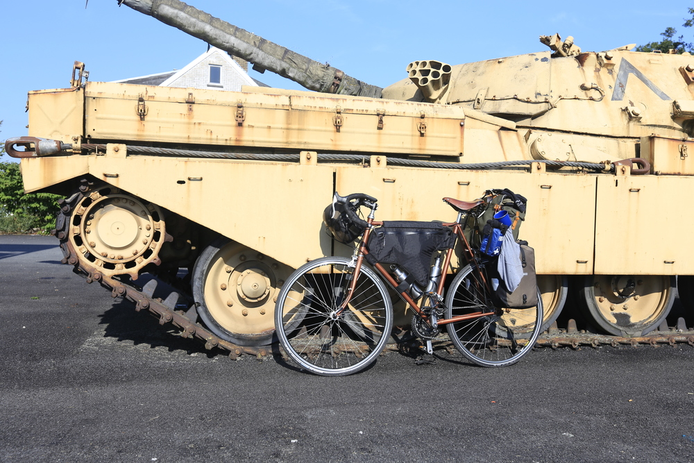 tank, american tank, american military, bikepacking, raleigh magnum, wildcat gear, bicycle touring apocalypse, travel, photography blog, exploration, custom bicycle, bicycle touring, adventure, adventure cycling, ride, bikepacking, cycle routes, touring bicycles, road bicycle, cycling holidays
