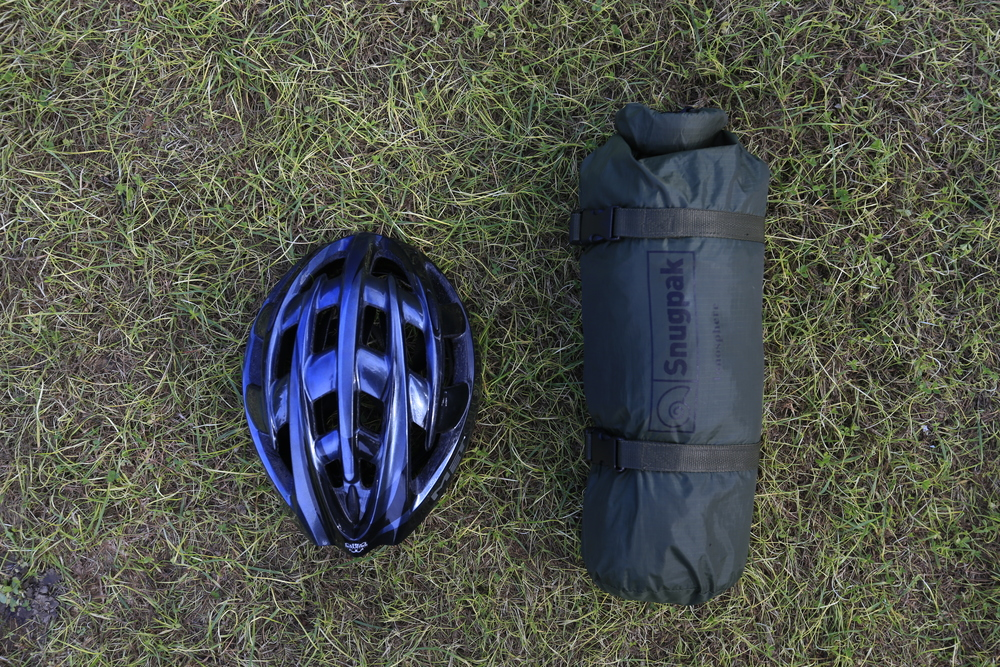 The Snugpak Ionosphere is a great value lightweight bikepacking tent, check out my review.