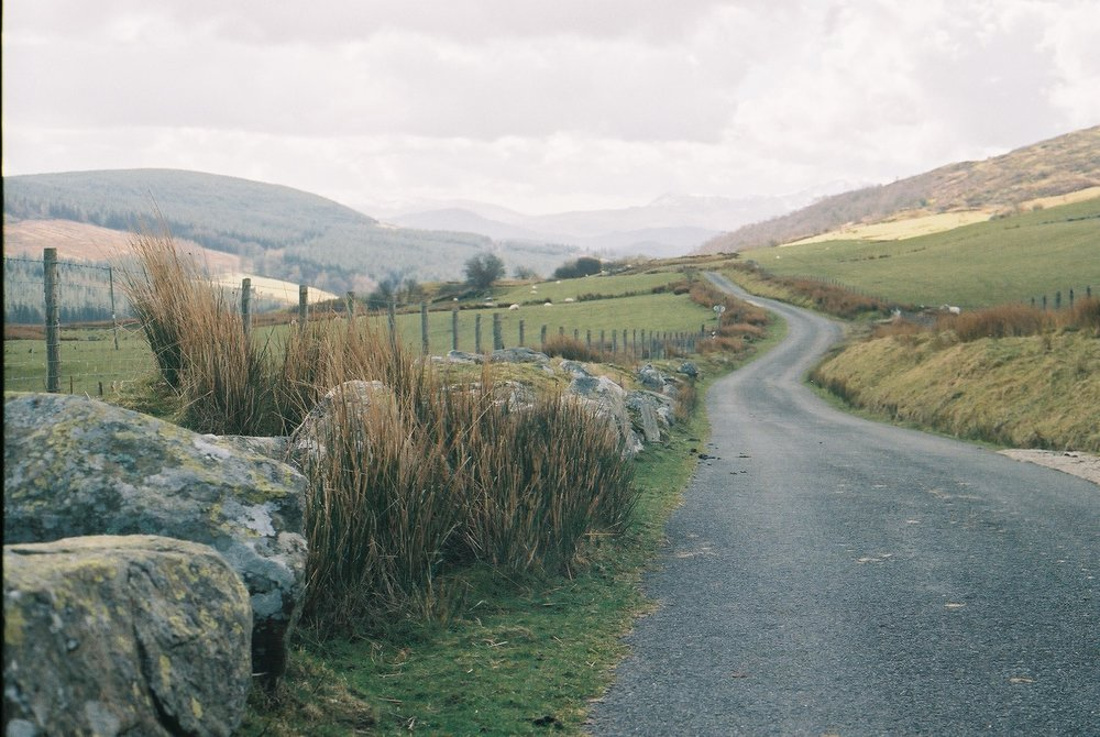 landscape, landscape photography, canon, canon ae-1. bicycle touring apocalypse, bikepacking, bikepacking blog, 35mm, film camera, film photography, photography blog, jack macgowan, photographer, exploration, landscape, nature, countryside, wild, travel blog