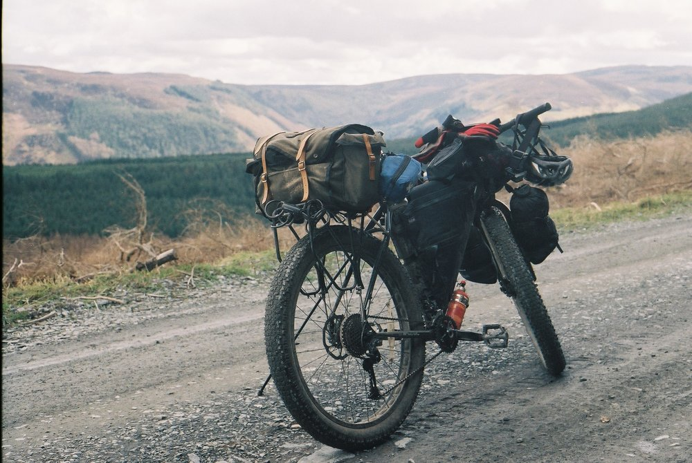 surly, surly ecr, ecr, surly bikes, wildcat, wildcat gear, trangia, carradice, steel frame, brooks saddle, snugpak, blackburn design, wales, bicycle touring apocalypse, travel, bikepacking, mountains, bikepacking blog, bicycle touring, photography, photography blog, canon, canon ae-1, camera, film is not dead, film photography, 35mm, jack macgowan, photographer, landscape, landscape photography, cycling, cycling blog,