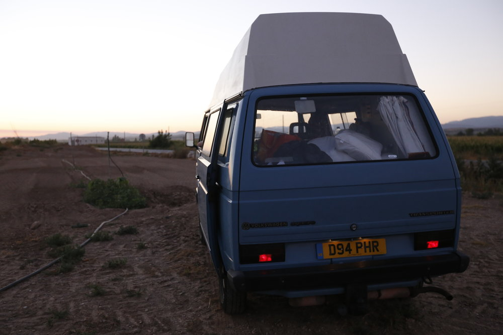 spain, barcelona, road trip, t25, vw camper, vw campervan, jack macgowan, bicycle touring apocalypse, exploration, van life, #van life, vw syncro, syncro, #syncrolife, bikepacking, photographer